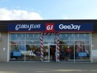 Открылся фирменный магазин «Глория Джинс»